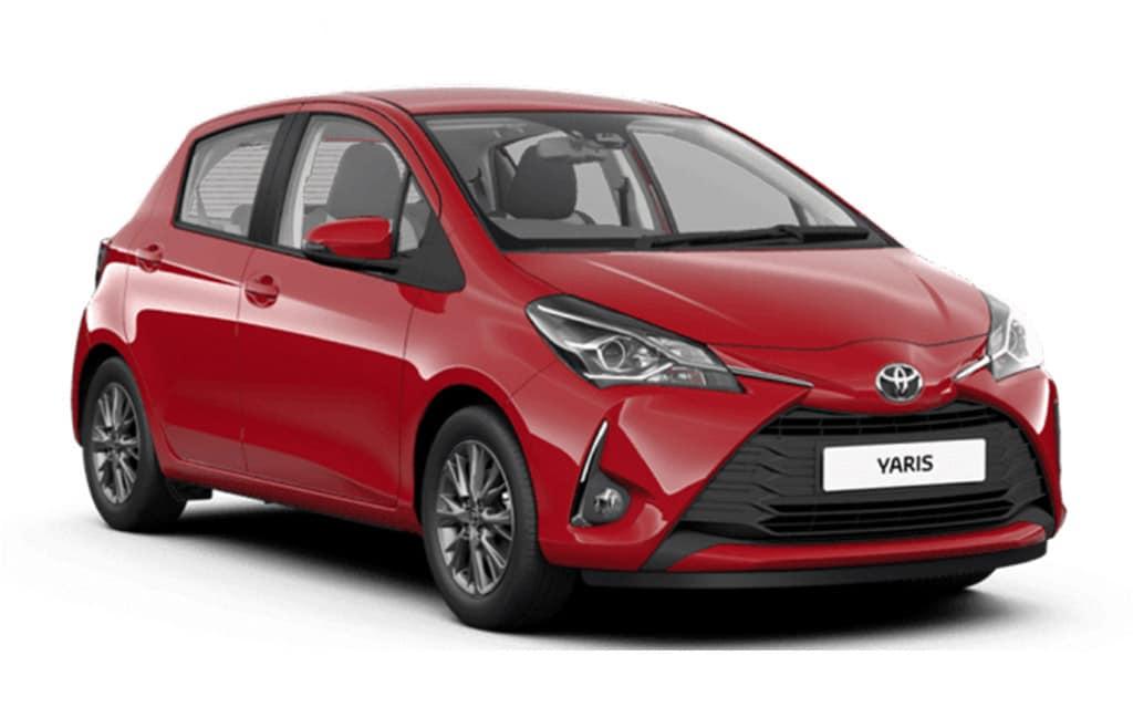 Аренда Toyota Yaris