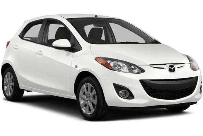 аренда Mazda 2