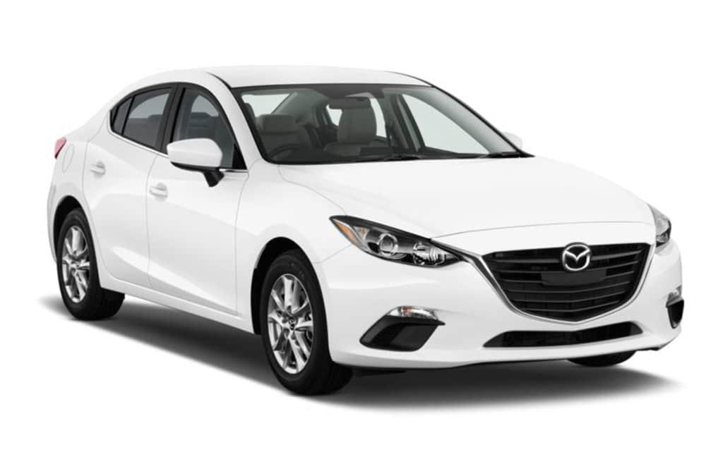 Аренда Mazda 3 sport