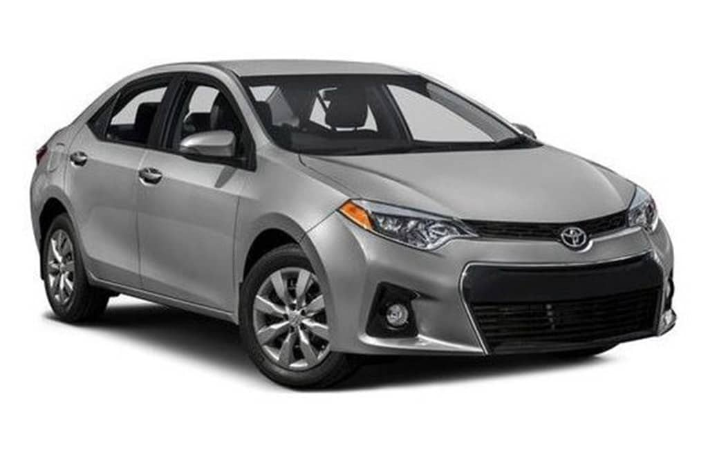 Аренда Toyota Corolla