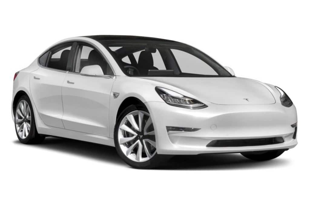 Аренда Tesla Model 3