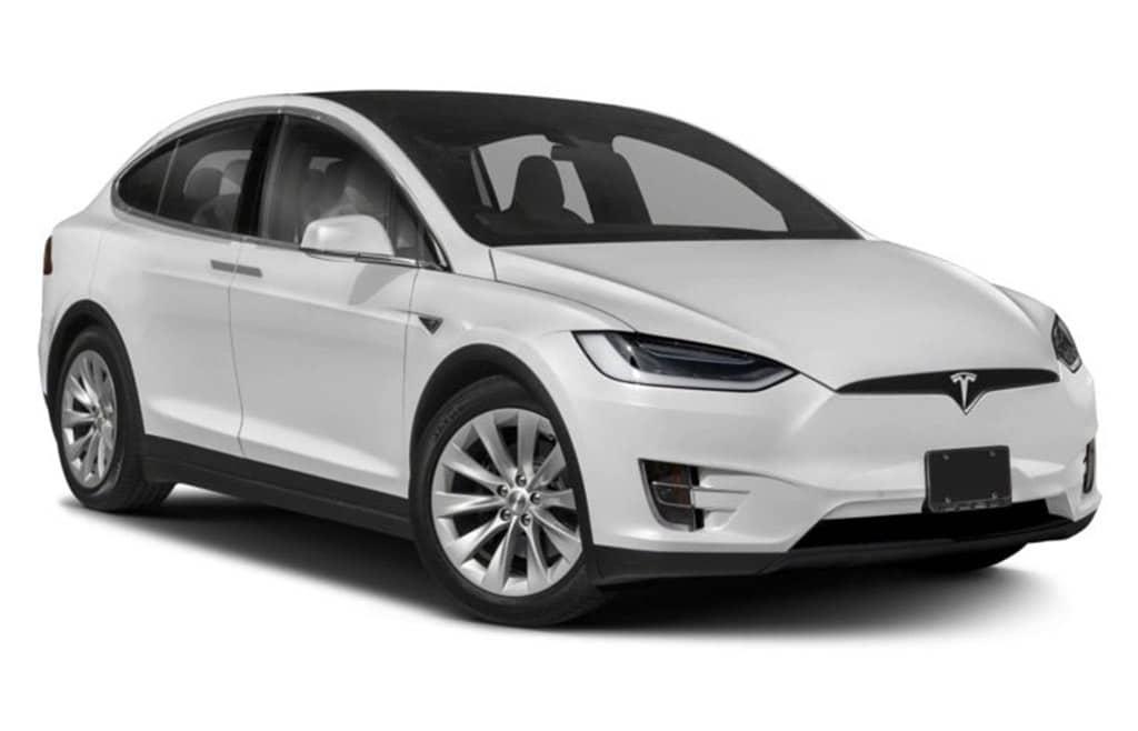Аренда Tesla Model X